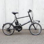 パナソニック 2020 ベロスター ミニ 20インチ 電動自転車 BE-ELVS072 7段変速